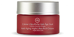 Fragrances, Perfumes, Cosmetics Nourishing Face Cream - Innossence Regenessent Anti-Aging Night Ultra-Rich Cream
