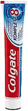 Fragrances, Perfumes, Cosmetics Toothpaste 'Extra Freshness' - Colgate Toothpaste Complete 8 Extra Fresh