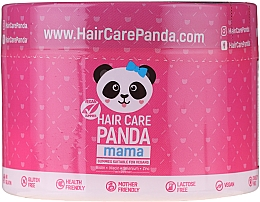Fragrances, Perfumes, Cosmetics Hair Care Jelly - Noble Health Hair Care Panda Vegan Gummies Mama
