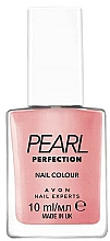 Fragrances, Perfumes, Cosmetics Nail Polish - Avon Pearl Perfection Nail Colour
