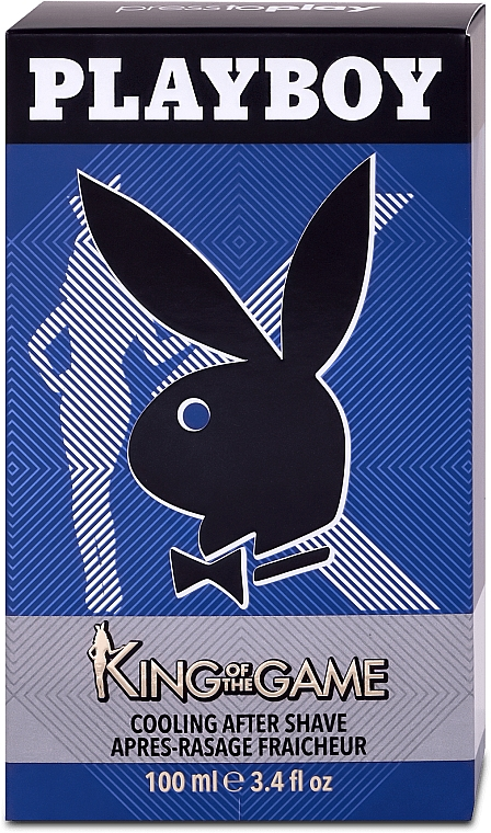 Playboy King Of The Game - After Shave Lotion