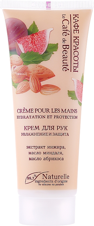 """Hand Cream """"Hydration and Protection"""" - Le Cafe de Beaute Hand Cream — photo N1"""