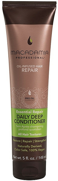 Intensive Conditioner for All Hair Types - Macadamia Professional Daily Deep Conditioner — photo N1