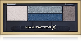 Fragrances, Perfumes, Cosmetics Eye & Brow Shadow - Max Factor Smokey Eye Drama Kit 2-IN-1 Eyeshadow and Brow Powder