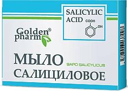 "Fragrances, Perfumes, Cosmetics Soap ""Salicylic"" - Golden Pharm"