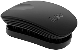 Fragrances, Perfumes, Cosmetics Hair Brush - Ikoo Pocket Black Brush