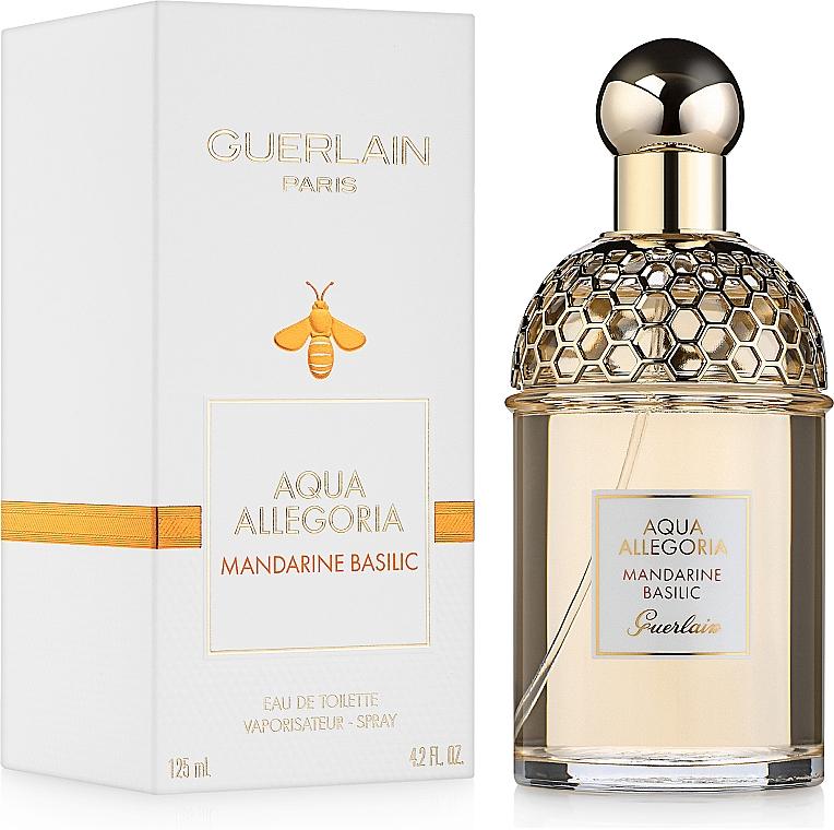Guerlain Aqua Allegoria Mandarine Basilic - Eau de Toilette — photo N2