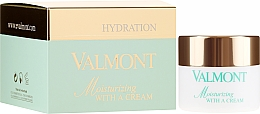 Fragrances, Perfumes, Cosmetics Moisturizing Face Cream - Valmont Moisturizing With A Cream