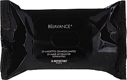 Fragrances, Perfumes, Cosmetics Eye Makeup Remover Wipes - La Biosthetique Belavance