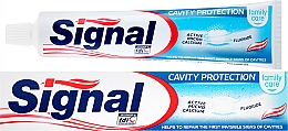 """Fragrances, Perfumes, Cosmetics Toothpaste """"Complex Protection"""" - Signal Family Cavity Protection Toothpaste"""