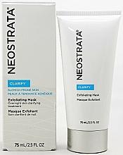 Fragrances, Perfumes, Cosmetics Night Face Gel Mask - Neostrata Clarify Exfoliating Mask