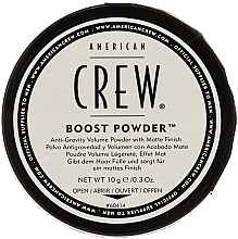 Fragrances, Perfumes, Cosmetics Anti-Gravity Boost Powder with Matte Effect - American Crew Boost Powder