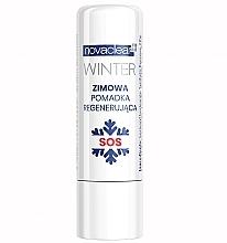 Fragrances, Perfumes, Cosmetics Regenerating Lip Balm - Novaclear Winter Regenerating Lip Balm