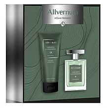 Fragrances, Perfumes, Cosmetics Allvernum Cardamom & Sandalwood - Set (edp/100ml + sh/gel/200ml)
