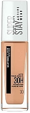Fragrances, Perfumes, Cosmetics Long-Lasting Foundation - Maybelline New York Super Stay 30H Active Wear