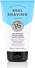 Fragrances, Perfumes, Cosmetics Traditional Shaving Cream - The Real Shaving Co. Age Defence Traditional Shave Cream