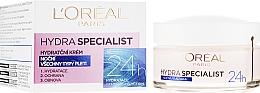 "Fragrances, Perfumes, Cosmetics Revitalizing Moisturizing Night Cream ""Trio Active"" - L'Oreal Paris Triple Active"
