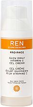 Fragrances, Perfumes, Cosmetics Vitamin C Day Face Cream - Ren Radiance Glow Daily Vitamin C Gel Cream Moisturizer