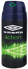 Fragrances, Perfumes, Cosmetics Umbro Action - Deodorant