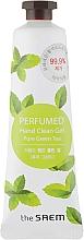 "Fragrances, Perfumes, Cosmetics Perfumed Hand Clean Gel ""Pure Green Tea"" - The Saem Perfumed Pure Green Tea Hand Clean Gel"