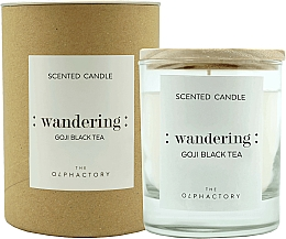 Fragrances, Perfumes, Cosmetics Goji Berry Scented Candle - Ambientair The Olphactory Wandering Goji Black Tea