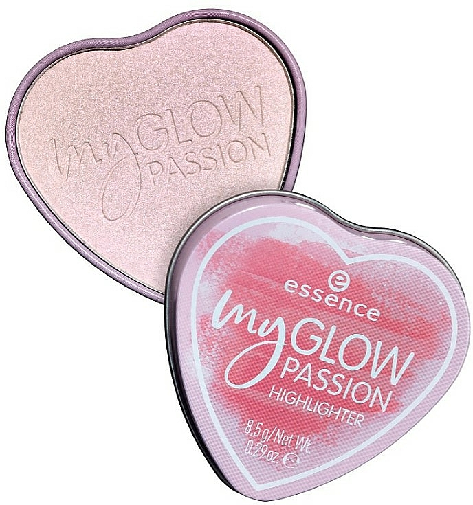 Highlighter - Essence My Glow Passion Highlighter — photo N2