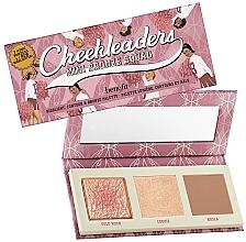 Fragrances, Perfumes, Cosmetics Contour Palette - Benefit Cheekleaders Mini Bronze Squad