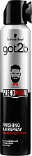 Fragrances, Perfumes, Cosmetics Hair Spray - Schwarzkopf Got2b Phenomenal Finishing Hairspray