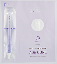 Fragrances, Perfumes, Cosmetics Lifting Mask-Concentrate - The Oozoo Face Face In-Shot Mask Age Cure