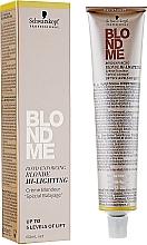 Fragrances, Perfumes, Cosmetics Hair Color - Schwarzkopf Professional BlondMe Hi-Lighting