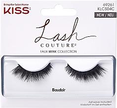 Fragrances, Perfumes, Cosmetics False Lashes - Kiss Lash Couture Faux Mink Collection Boudoir