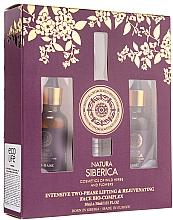 Fragrances, Perfumes, Cosmetics Set - Natura Siberica Anti-Age (bio-intensive/basis/30ml + serum/30ml)