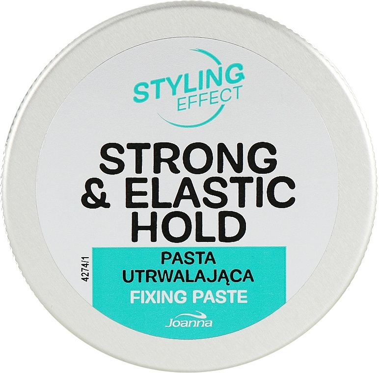 Hair Styling Paste with Shea Butter - Joanna Styling Effect Strong & Elastic Hold Fixing Paste