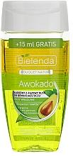 "Fragrances, Perfumes, Cosmetics Makeup Remover ""Avocado"" - Bielenda Bouquet Nature Awokado"
