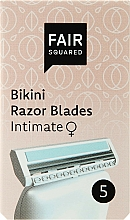 Fragrances, Perfumes, Cosmetics Shaving Razor Refills - Fair Squared Bikini Razor Blades