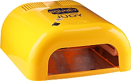 Fragrances, Perfumes, Cosmetics Nail UV Lamp, yellow - Ronney Profesional Judy UV 36W (GY-UV-230) Lamp