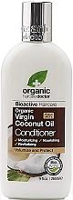 Fragrances, Perfumes, Cosmetics Coconut Oil Hair Conditioner - Dr. Organic Virgin Coconut Oil Conditioner