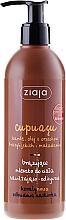 "Fragrances, Perfumes, Cosmetics Bronzing Body Milk ""Moisturizing and Nourishing"" - Ziaja Bronzing Body Milk"