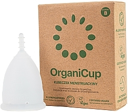 Fragrances, Perfumes, Cosmetics Menstrual Cup, Size B - OrganiCup