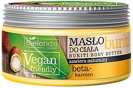 "Fragrances, Perfumes, Cosmetics Body Butter ""Buriti"" - Bielenda Vegan Friendly Buriti Body Butter"