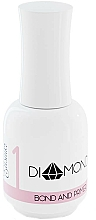 Fragrances, Perfumes, Cosmetics Gel Polish Primer - Elisium Diamond Liquid 1 Primer