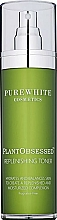 Fragrances, Perfumes, Cosmetics Replenishing Face Toner - Pure White Cosmetics Plant Obsessed Replenishing Toner