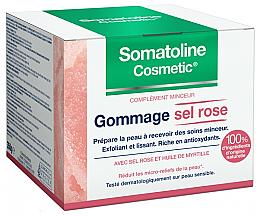 Fragrances, Perfumes, Cosmetics Pink Salt Scrub - Somatoline Cosmetic Pink Salt Scrub