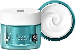 Fragrances, Perfumes, Cosmetics Moisturizing Face Mask - AQUAYO Aqua Face Mask