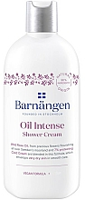 Fragrances, Perfumes, Cosmetics Shower Gel - Barnangen Oil Intense Shower Cream