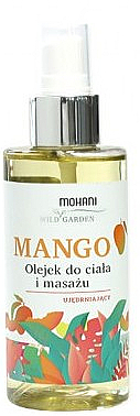 Massage Body Mango Oil - Mohani Body Massage Oil Mango — photo N1