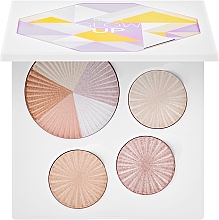 Fragrances, Perfumes, Cosmetics Highlighter Palette - Ofra Glow Up Highlighter Palette Multicolor