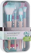 Fragrances, Perfumes, Cosmetics Makeup Brush Set - EcoTools Blooming Beauty Kit