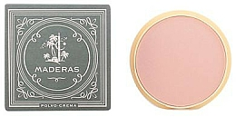 Fragrances, Perfumes, Cosmetics Face Cream-Powder - Maderas Polvo Crema