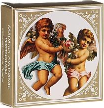 Fragrances, Perfumes, Cosmetics Natural Soap - Essencias De Portugal Religious Anjos Red Fruits
